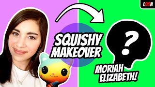 Turning Moriah Elizabeth Into A SQUISHY! | Squishies Makeover