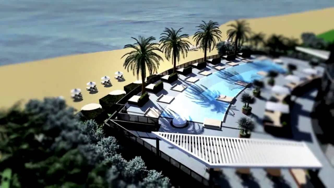 The Porsche Design Tower In Sunny Isles Beach A 5 Min