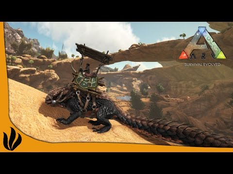 ARK: Scorched Earth FR #12 - TAME DE THORNY DRAGON