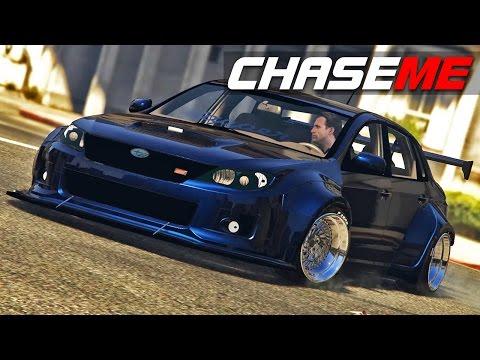 Chase Me E13 - Subaru WRX STI Widebody