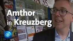 Philipp Amthor in Kreuzberg: Wahlkreistausch mit Canan Bayram