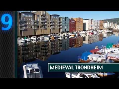 Top 10 Destinations in Scandinavia according to Insight Guides