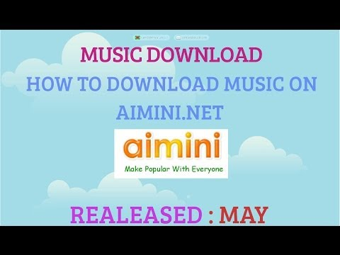 How To Download Music on Aimininet Education Purposes