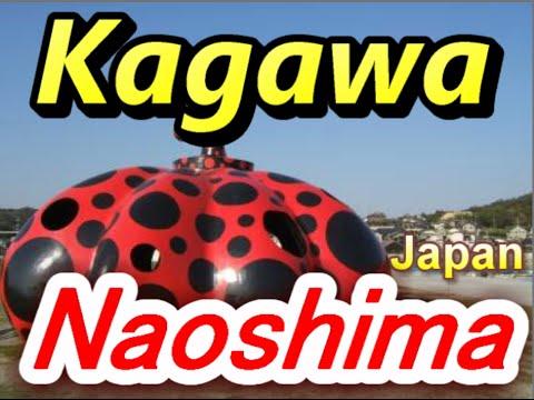 Japan Travel: Paradise for contemporary art lovers! arts gathered into Naoshima, island Kagawa01
