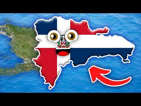 Dominican Republic Geography/Country of the Dominican Republic