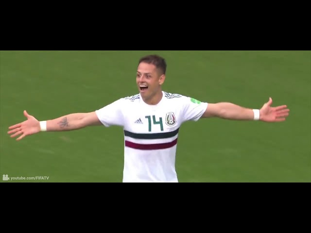 Goal Celebrations of FIFA World Cup 2018-Group Stage