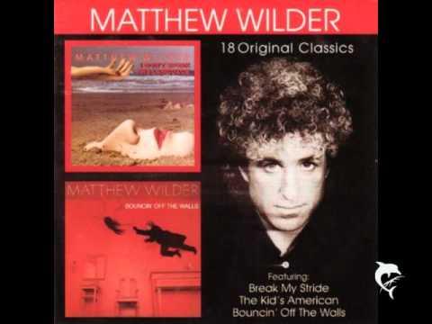 Matthew Wilder - Hey Little Girl HQ