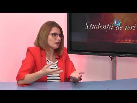 TeleU: Studenții de ieri – Ancuța Coman, psiholog