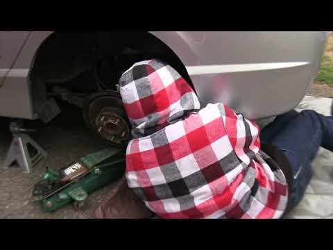 2006-2011 Honda Civic Ksport Coilover / Damper Installation