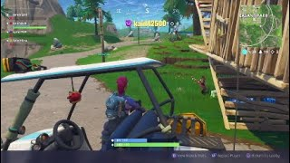 INVISIBLE BUGGY GLITCH!!! - Fortnite Bataille Royale