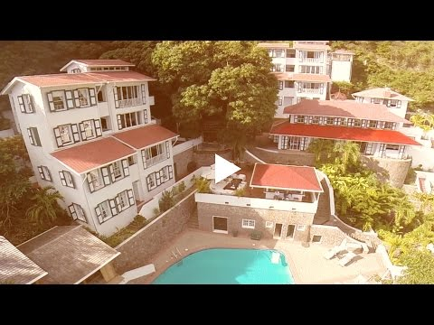 Queens Gardens Resort & Spa   Saba Island, Dutch Caribbean