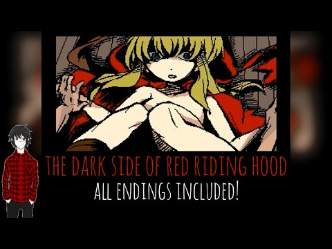 The Dark Side of Red Riding Hood | ALL ENDINGS - Dare Plays