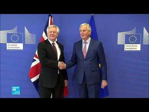 اتفاق بين الاتحاد الأوروبي وبريطانيا على مرحلة ما بعد البريكسيت  - نشر قبل 1 ساعة