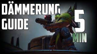 Destiny 2 : Dämmerungsstrike Guide mit 5 Min Restzeit | Der Waffenhändler Strike