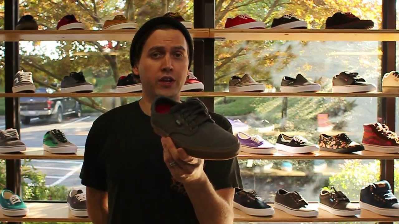 87b9431f48 Vans Shoes  Chima Ferguson Pro - YouTube