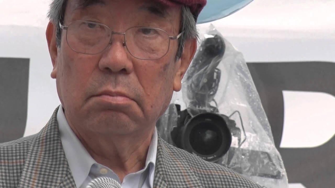 SEALDs9.6新宿ホコ天 元公明党副...