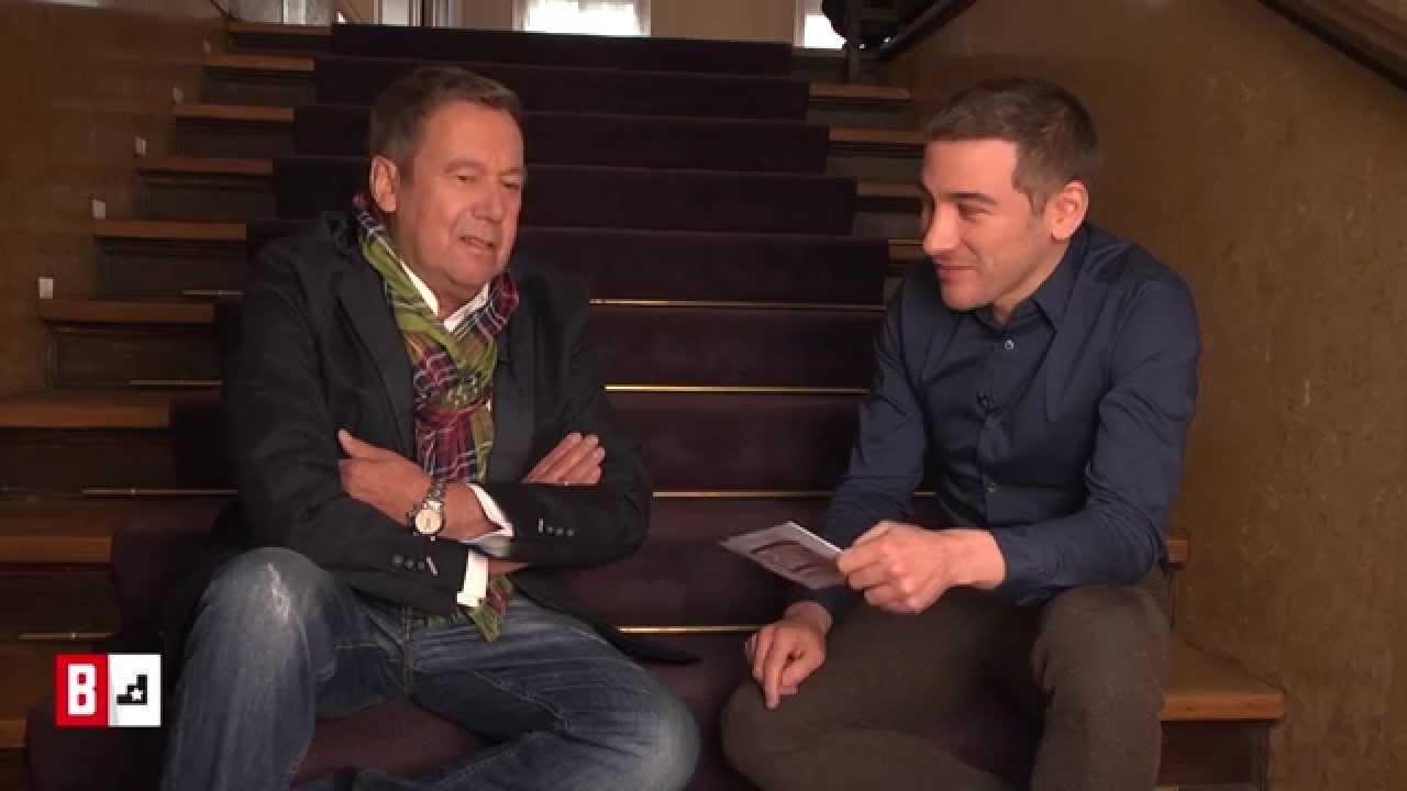 BUNTE TV - StarsOnStairs: Roland Kaiser