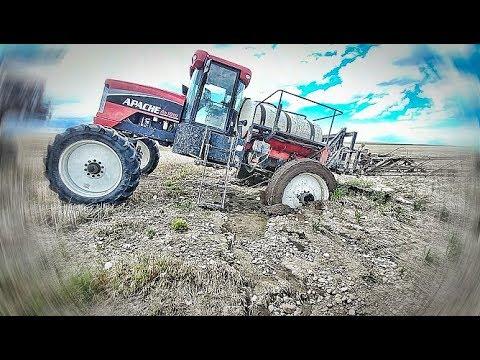 A LIttle Muddy...Right? - Welker Farms Inc