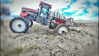 A LIttle Muddy...Right? - Welker Farms Inc