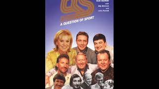 30 Years Of A Question Of Sport Main Menu