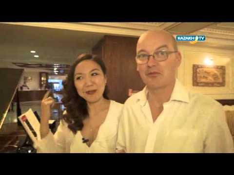 """My day in Kazakhstan"" #5 (09.04.2016)-Kazakh TV-kz"