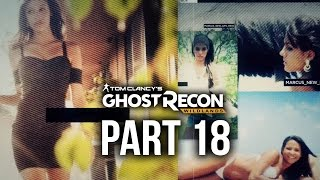 GHOST RECON WILDLANDS Gameplay Walkthrough Part 18 -  MARCUS JENSEN & PLANES (Full Game)