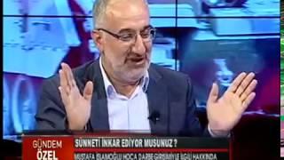 Mustafa İslamoğlu HADİSİ İnkar Ediyor Diyenlere!