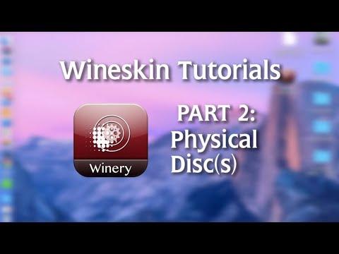 Wineskin Tutorials - Physical Discs | Nancy Drew Games | HeR Interactive