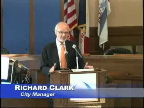 City of Des Moines Iowa, Federal Funding Report Press Conference