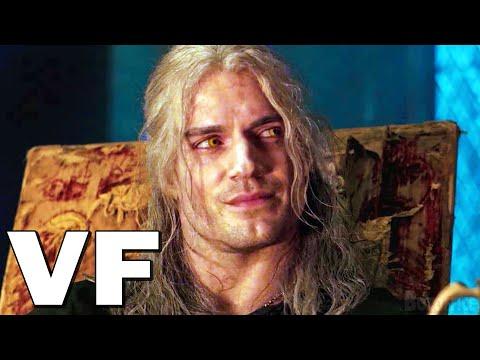 """THE WITCHER Saison 2 """"Geralt et Nivellen"""" Extrait VF (2021)"""