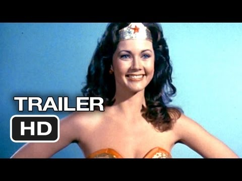 Wonder Women! The Untold Story of American Superheroines Official Trailer 1 (2013) - Documentary HD