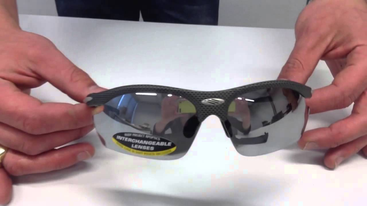 0a31b51654 Rudy Project Rydon Carbon Laser Zonnebril - YouTube