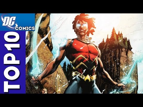 Top 10 Aqualad Moments From Young Justice