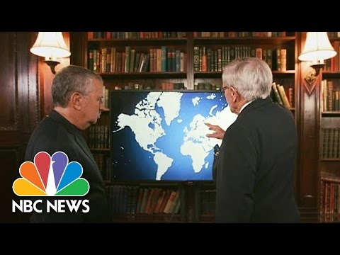 Tom Brokaw Reports On A Half-Century Of History Around The World | NBC News