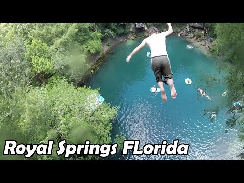 Royal Springs Suwanne Florida (GoPro Edit)