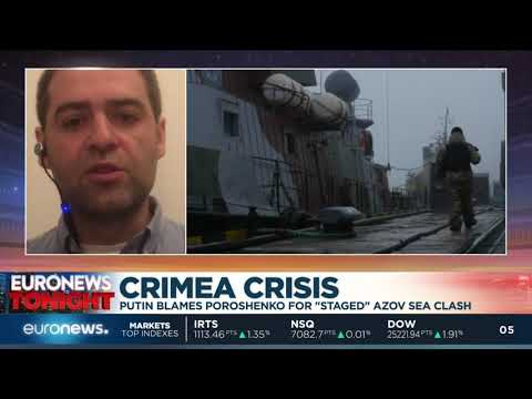 Ukraine-Russian Tensions Worsen While Putin Responds | Euronews Tonight