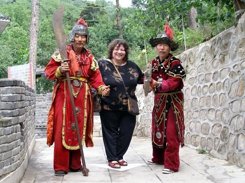 Beijing, before train to Lhasa