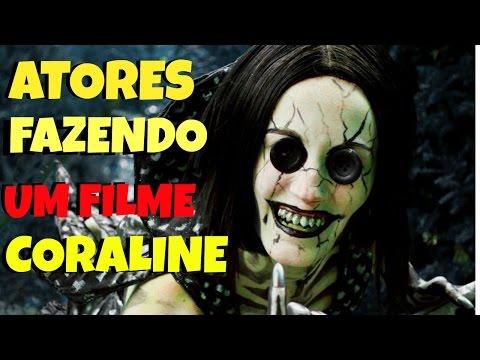 Os Atores e Atrizes que poderiam fazer Coraline - O Filme Live Action