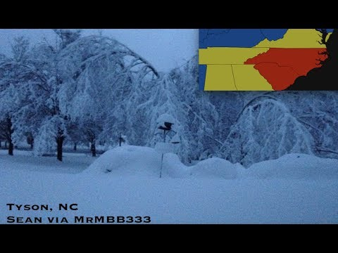 """Calling it """"mammoth""""! - Nearly 400,000 without power"""