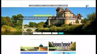 A la découverte des châteaux de Bourgogne et de Franche-Comté