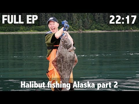 Halibut Fishing Alaska Part 2