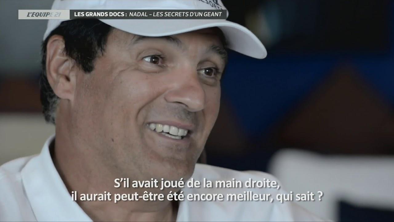Rafael Nadal, les Secrets d'un Géant - YouTube