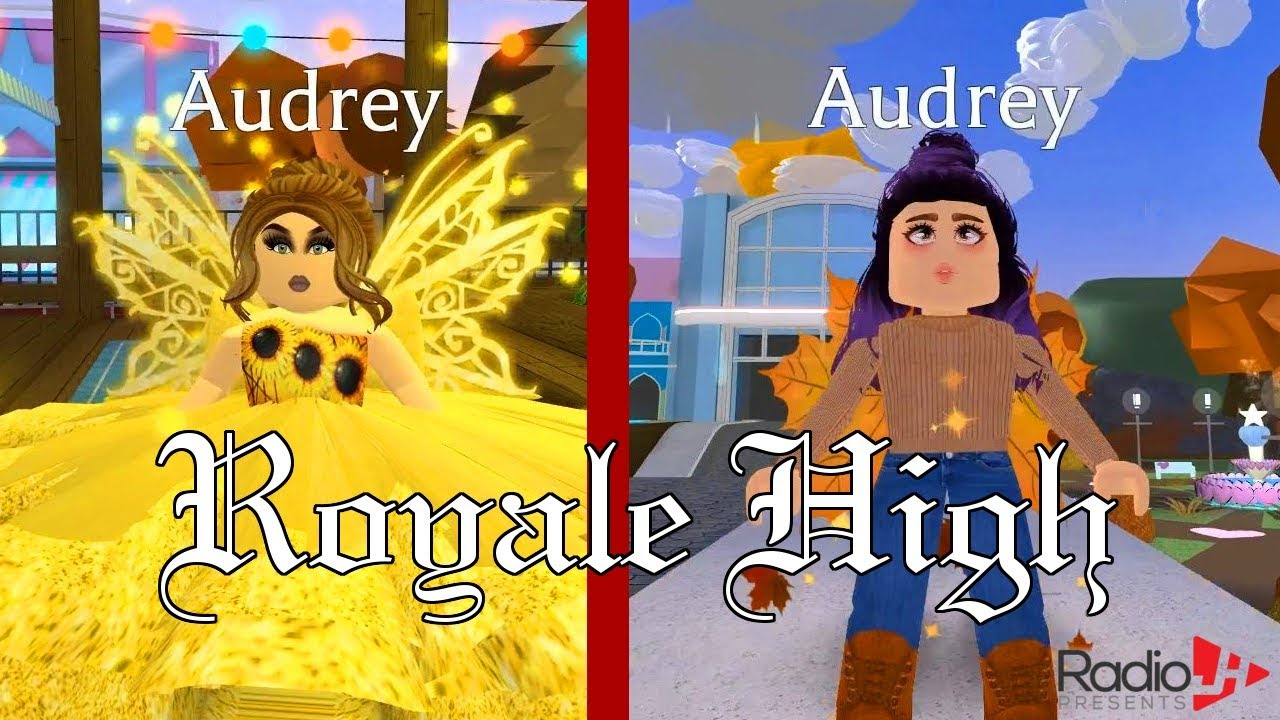 Making Fall Outfits to Save in Roblox Royale High!