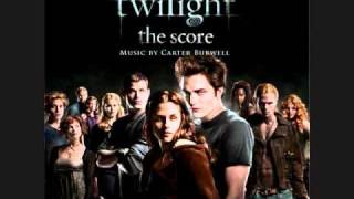 The Lion Fell In Love With The Lamb-Carter Burwell~Twilight (The Score)