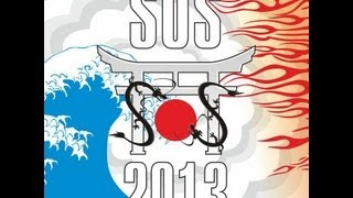 """Siberia Otaku Saiten 2013 Сценический косплей Tsukino Band """"Любовь сильнее долга"""""""