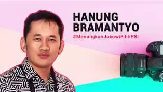 Hanung Bramantyo Dukung Jokowi & PSI