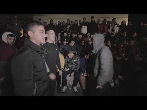 ASOK & SANK vs ANTIC & SPIK - FILTROS - CLAS. 420 BACKYARD