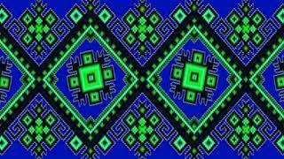 Видеосопровождение Украинский орнамент