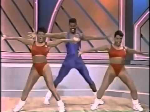 This Aerobic Video Wins Everything 480p