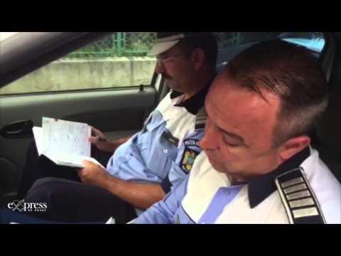 Abuz politia Olt